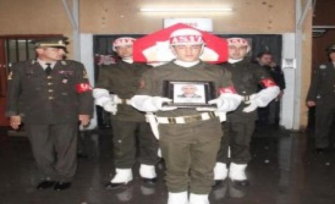 Şehit Askerler Memleketlerine Gönderildi