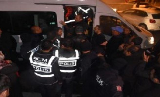 'Paralel Yapı' Operasyonuna 5 Tutuklama