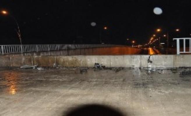 Çorum'da Kaza: 3 Yaralı