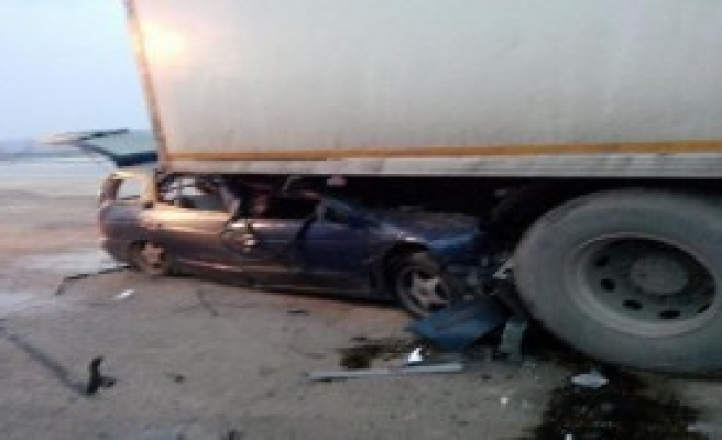 Çorum'da Kaza: 2 Ölü, 2 Yaralı!