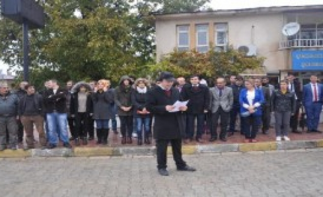 KESK Çukurca'da Eylem Yaptı