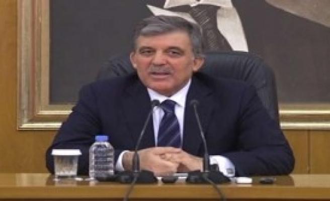Abdullah Gül İtalya'ya Gitti