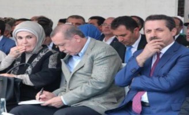 Erdoğan Şanlıurfa'da Konuştu