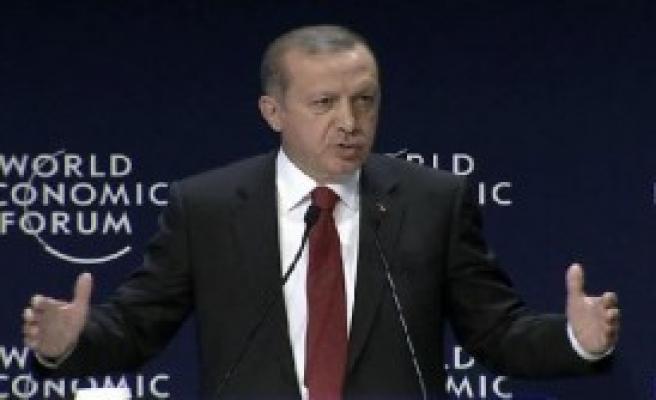 Dünya Ekonomik Forumu'nda Konuştu