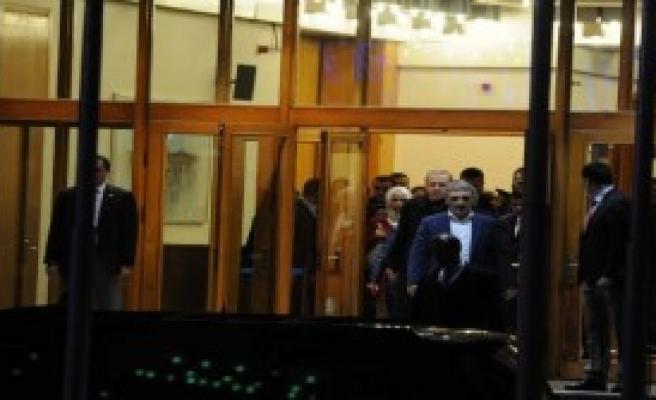 Cumhurbaşkanı Erdoğan İstanbul'a Geldi