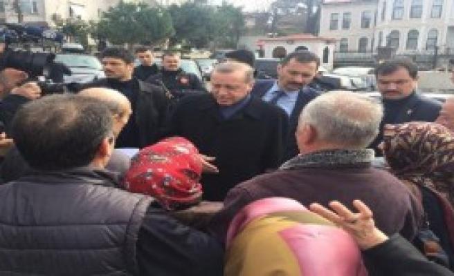 Erdoğan'a Doğum Günü Sürprizi