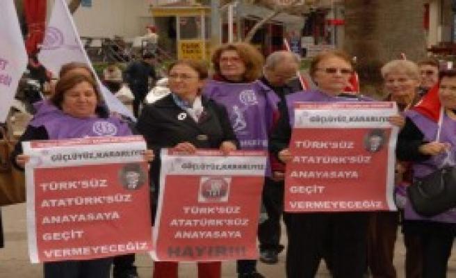 Cumhuriyet Kadınları Ankara'daki Saldırıyı Kınadı