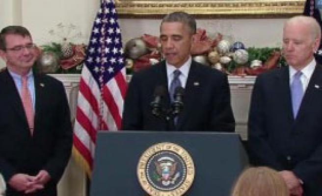 Obama Savunma Bakanı'nı Seçti