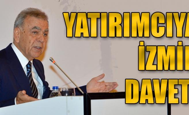 Yatırımcıya İzmir Daveti