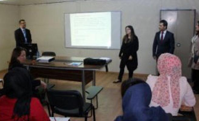 Kadınlara Girişimcilik Kursu