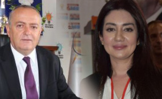 Menemen'de iki aday yarıştı