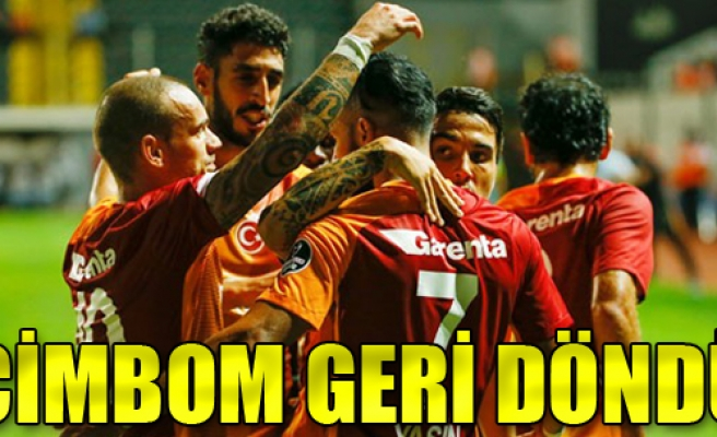 Akhisar Belediyespor 1-3 Galatasaray