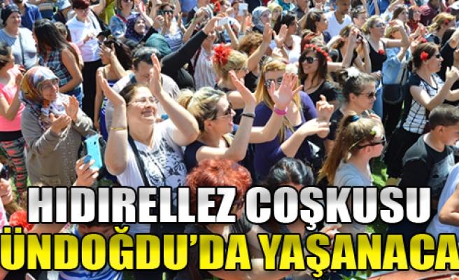 İzmir'de Hıdırellez Coşkusu