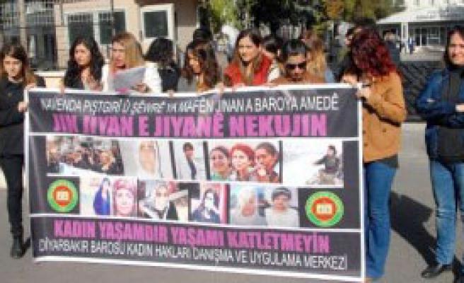 11 Ayda 255 Kadın Öldürüldü