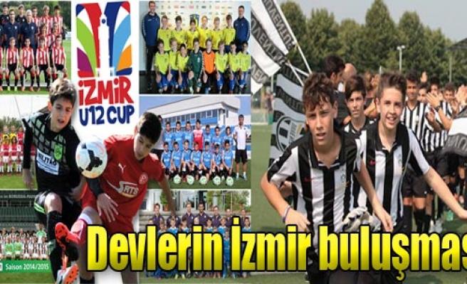 Devler İzmir'e Geliyor!