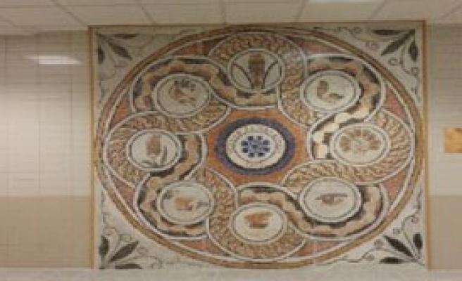Mermer Parçalarından Tarih Yarattılar