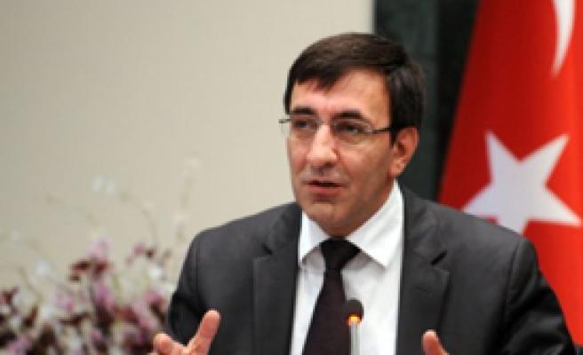 Kalkınma Bakanı Yılmaz, Türkmenistan'da