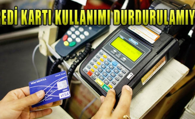Kredi Kartı Kullanımı Durdurulamıyor