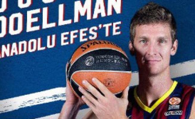 Justin Doellman, Anadolu Efes'te