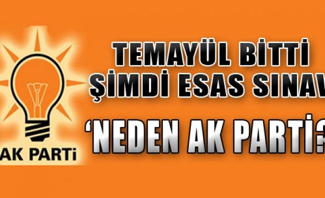AK Parti Adayları Zorlu Bir Mülakata Girecek