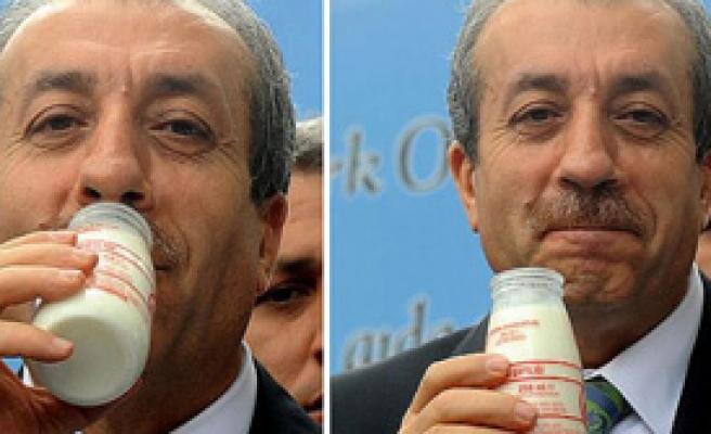 'Süt Dağıtımını Engellemekten Kaçının'