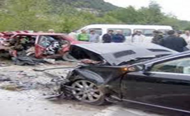 Adana'da Kaza