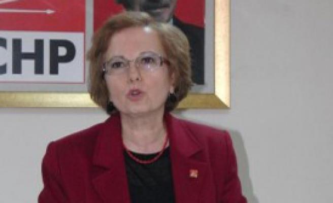CHP Kadın Kolları'nda Yeni Yönetim Göreve Başladı