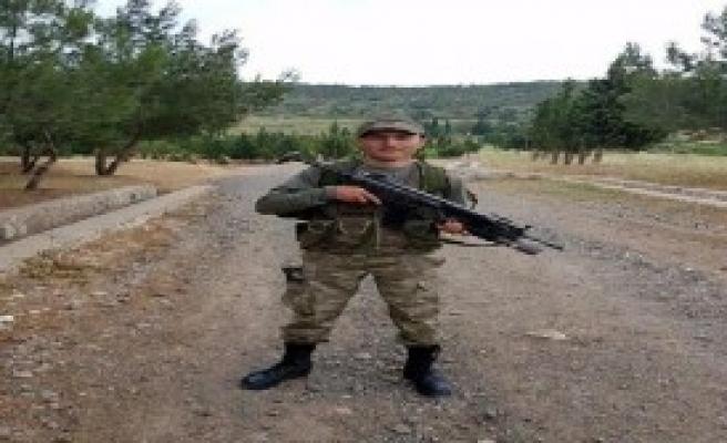 Dalaman'a Şehit Ateşi Düştü