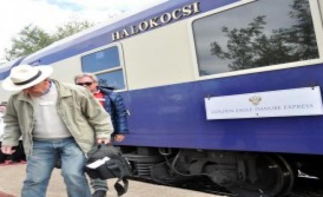 Danube Express, Anadolu Topraklarında