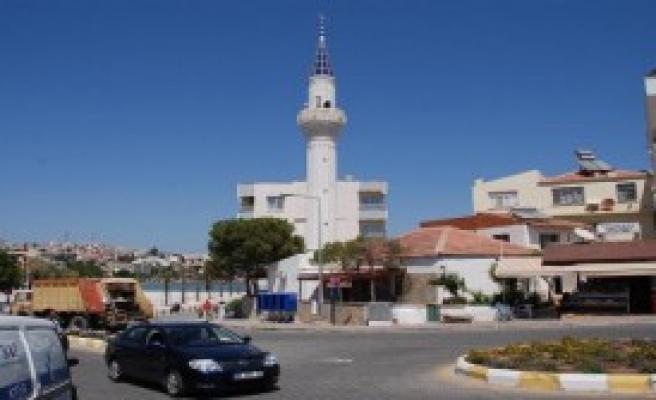 Datça'da Cadde ve Sokaklar Polise Zimmetlendi