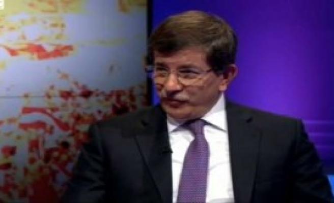 Davutoğlu BBC'ye Konuştu