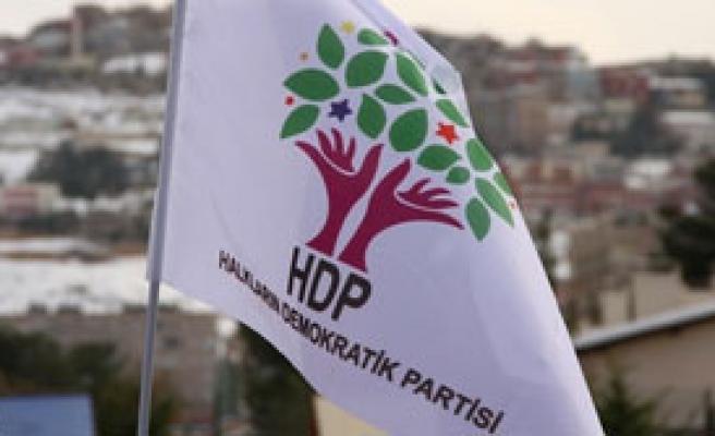 HDP'den Patlama Açıklaması