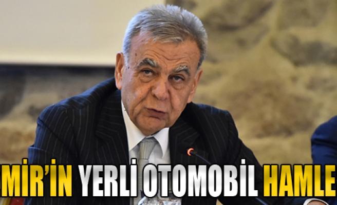 İzmir'in 'Yerli Otomobil' Hamlesi