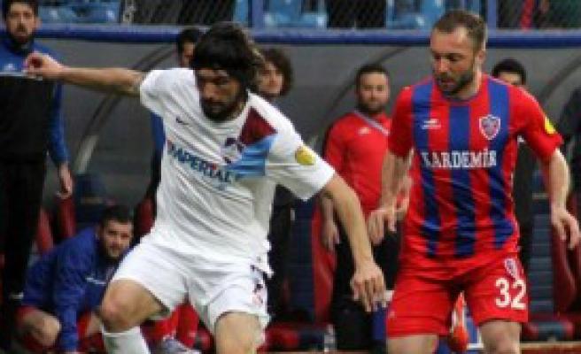 Karabükspor:1 - 1461 Trabzon:2