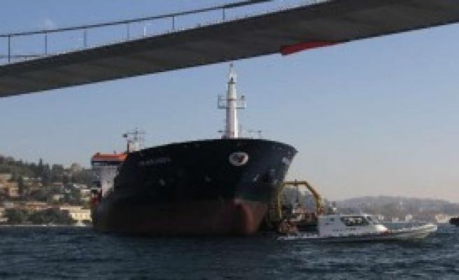 Tanker Fiber Optik Kablolara Zarar Verdi