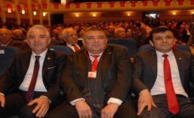 Denizli CHP'de Yeni Başkan Sancar