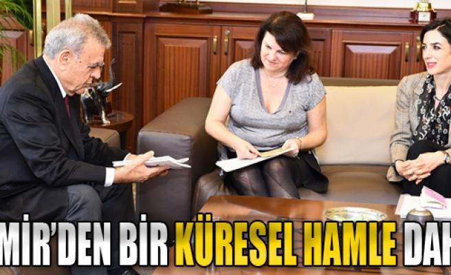 İzmir'den Bir 'Küresel Hamle' Daha!