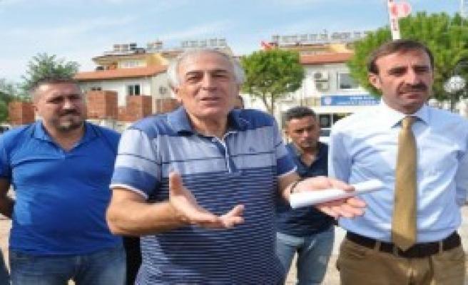 Başkan Yardımcısı Bankoğlu'na Sopalı Saldırı