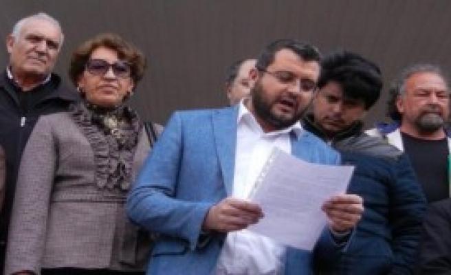 Dikili CHP'den Suç Duyurusu