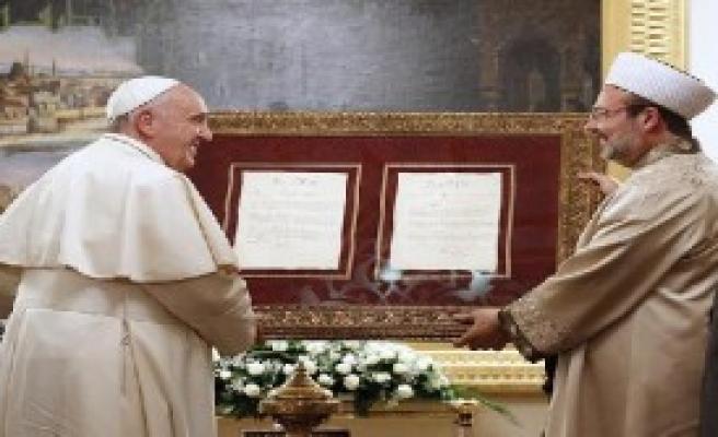 Papa'ya Tarihi Mektup