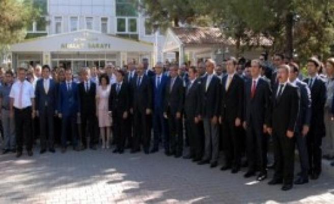 Diyarbakır'da Adli Yıl Törenle Açıldı