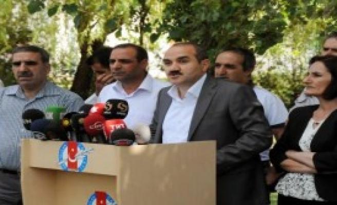 Diyarbakır'da IŞİD'e Karşı Seferberlik Çağrısı
