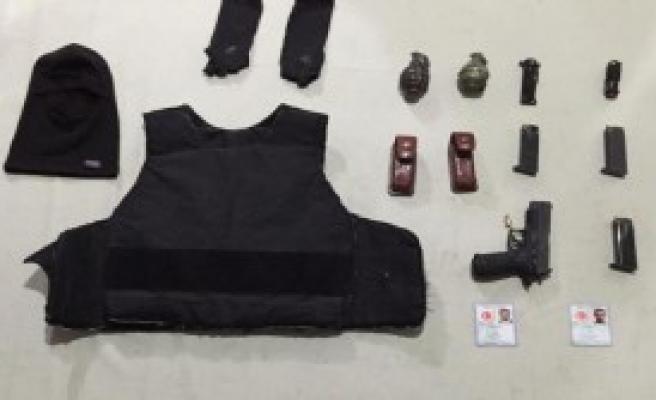 Diyarbakır'da 'Rambo' Lakaplı PKK'lı Yakalandı
