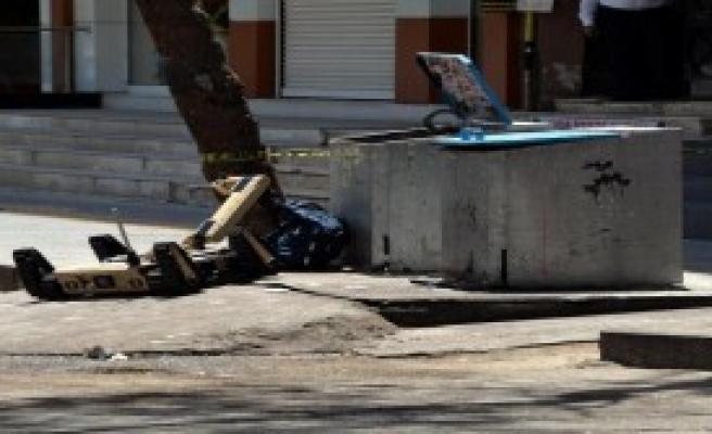 Diyarbakır'da Şüpheli Çanta Alarmı