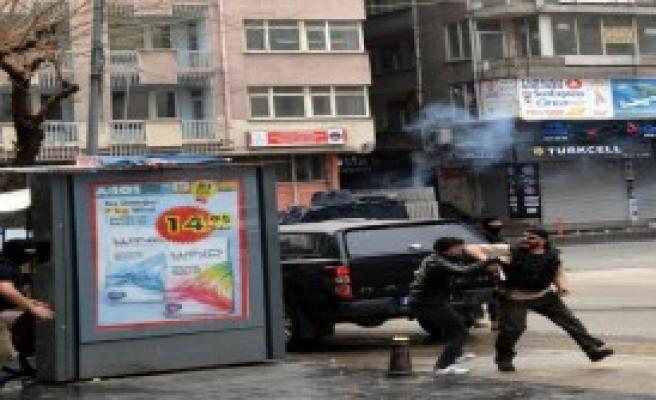 Diyarbakır'da Olay Çıktı