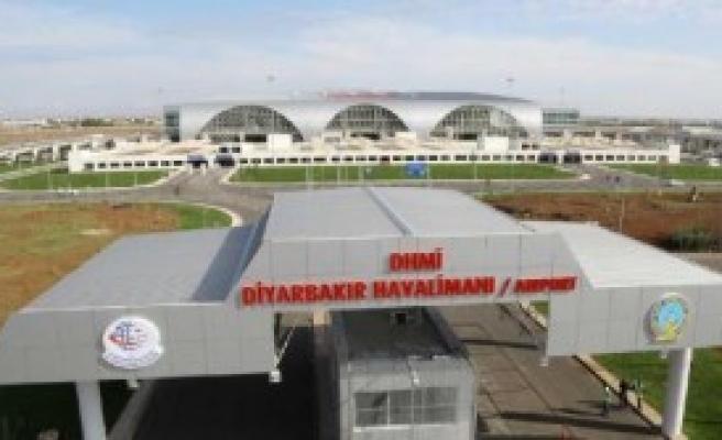 Diyarbakır'dan İlk Dış Hat Uçukları Erbil'de