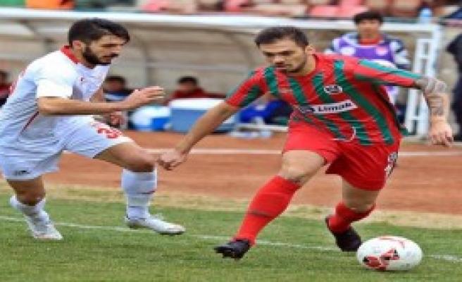 Diyarbekirspor 5 - 1 Ayvalıkgücü Belediyespor