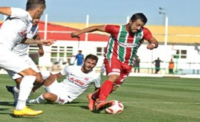Diyarbekirspor 1 - 0 Bergama Belediyespor