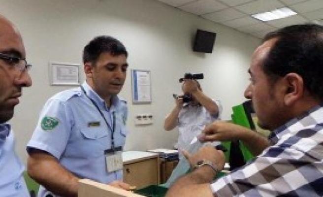Dolandırıcılara17 Bin Lira Gönderirken, Polis Kurtardı