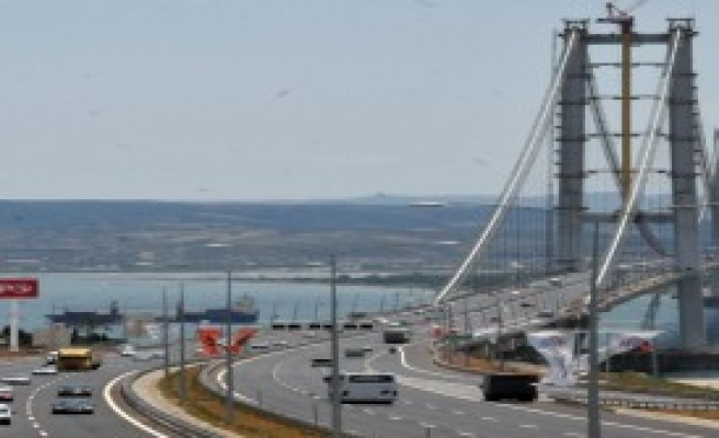 Tercih Yine Osmangazi Köprüsü